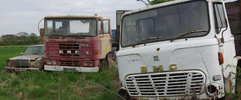 Cash For Scrap Trucks Perth