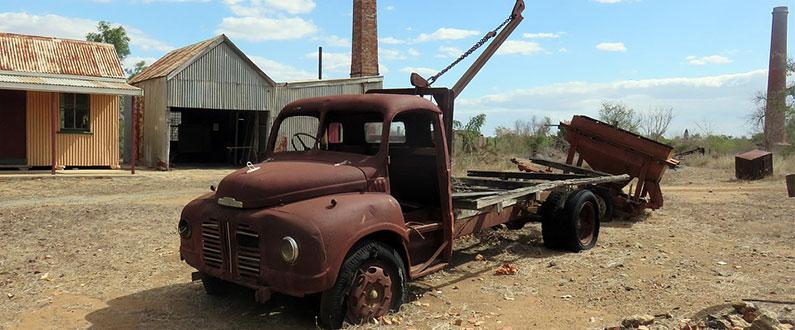 Truck Wreckers Perth