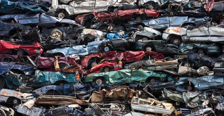 Best West Crushed Cars