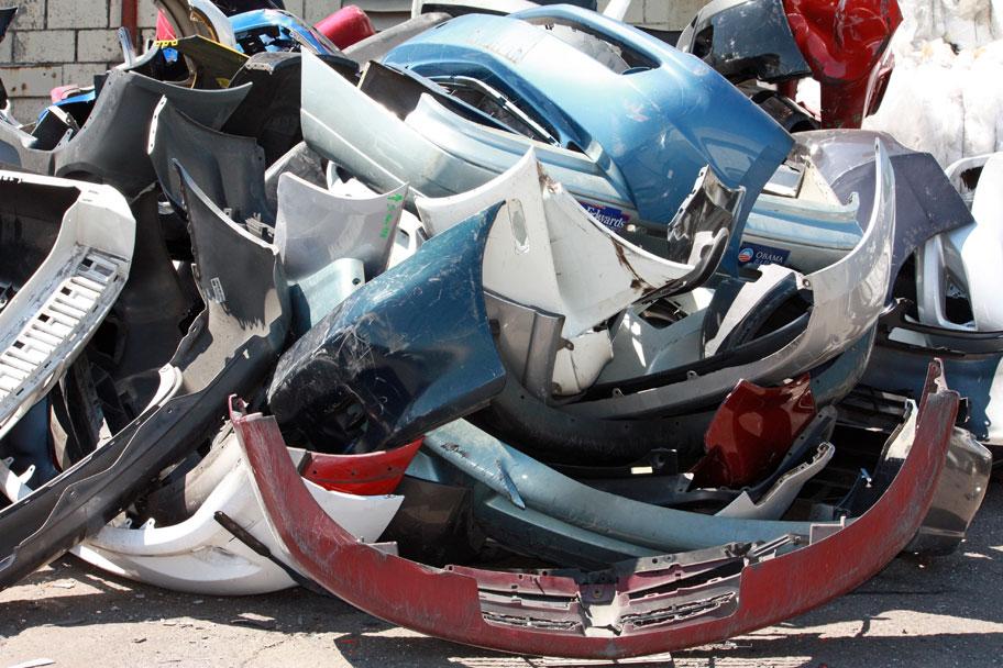 Car Bumper Recycling