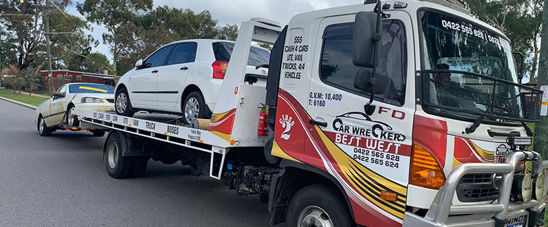 Car Removal System in Perth